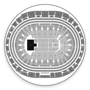 Staples Center Seating Chart Concert