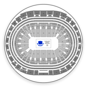 Staples Center Seating Chart Theater