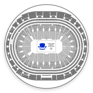 Staples Center Seating Chart Wwe
