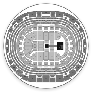 Staples Center Seating Chart Wrestling