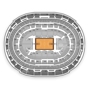Staples Center Seating Chart NBA