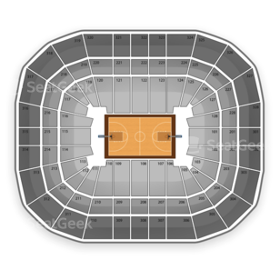 Wisconsin Badgers Basketball Seating Chart