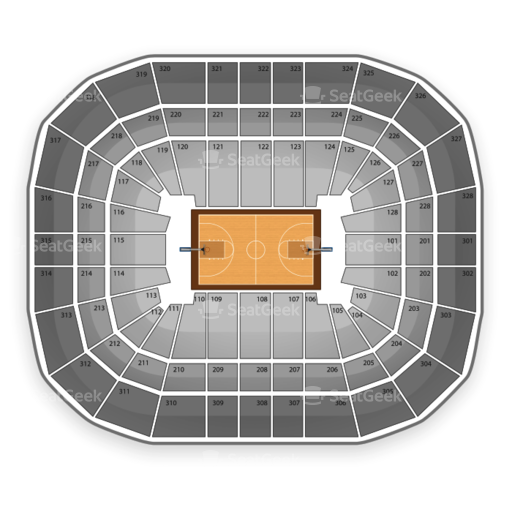 Kohl Center Seating Chart