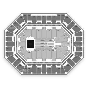 Target Center Seating Chart Classical