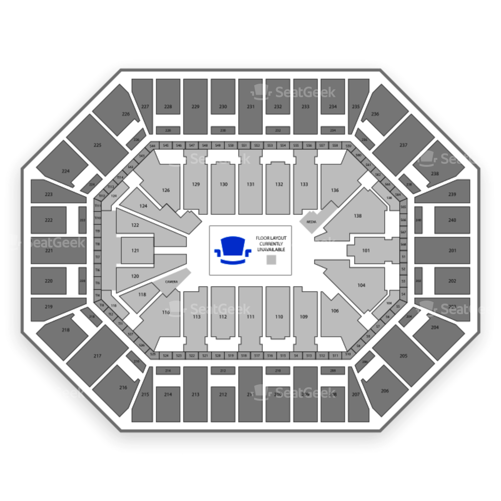Target Center Seating Chart Concert