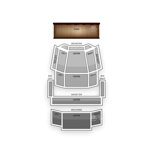 Knight Theater Seating Chart