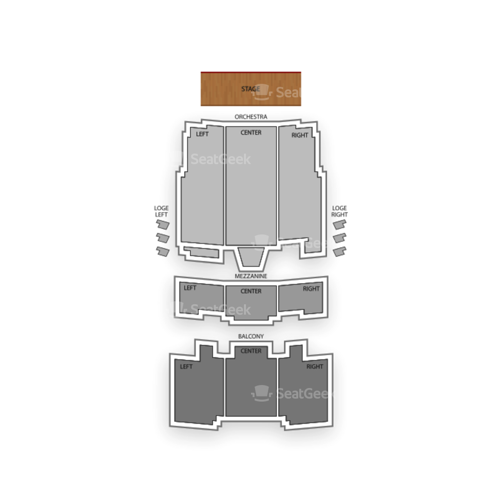 Barbara B Mann Performing Arts Hall Seating Chart Broadway Tickets National