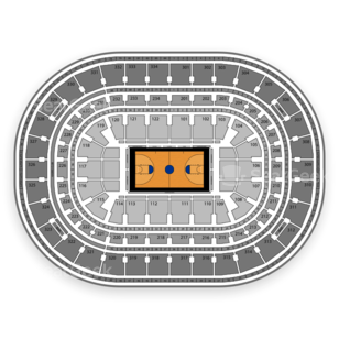 United Center Seating Chart NCAA Basketball