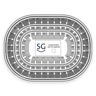 United Center Seating Chart Auto Racing
