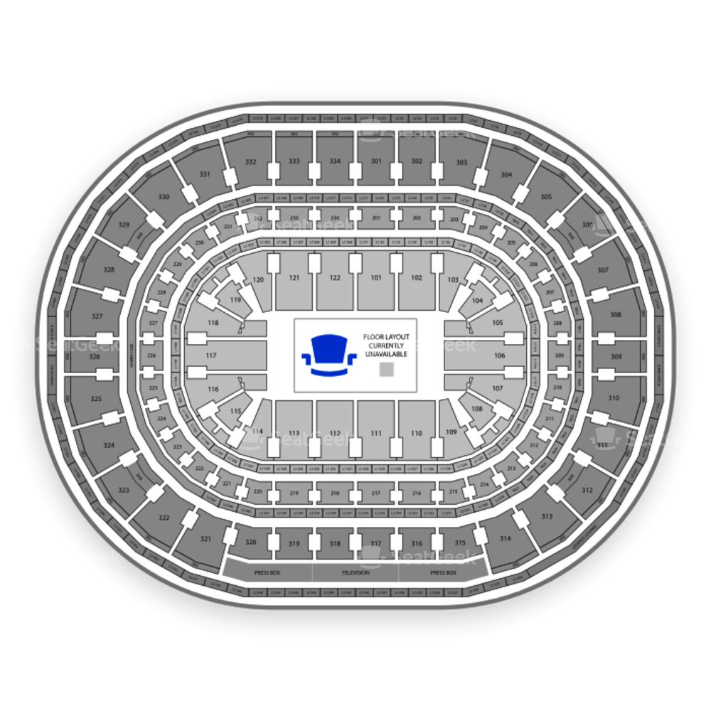 United Center Seating Chart Family