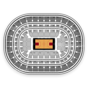 United Center Seating Chart Basketball