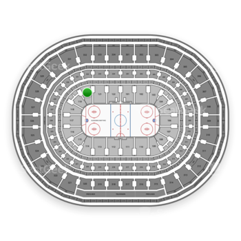 chicago blackhawks at united center section 120 view view all united center seating charts