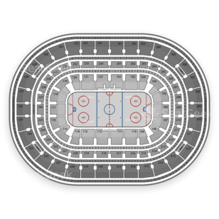 Chicago Blackhawks Seating Chart