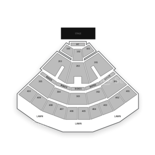 Molson Canadian Amphitheatre Seating Chart Family
