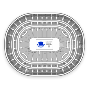 Bell Centre Seating Chart NHL