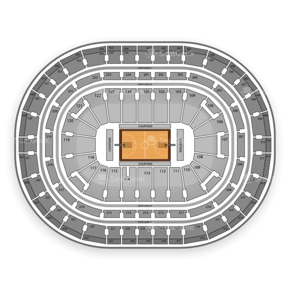 Toronto Raptors Seating Chart
