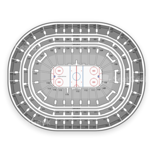 Bell Centre Seating Chart Hockey