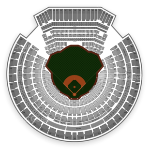 Oakland raiders seating chart interactive map seatgeek