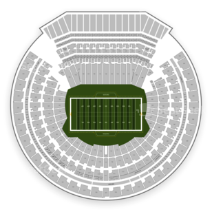 Las Vegas Raiders Seating Chart