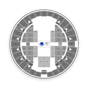 Alliant Energy Center Seating Chart Concert