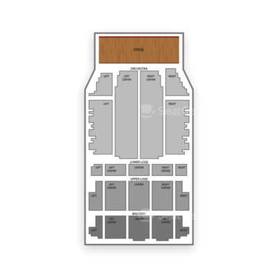 United Palace Theatre Seating Chart Bryan Ferry
