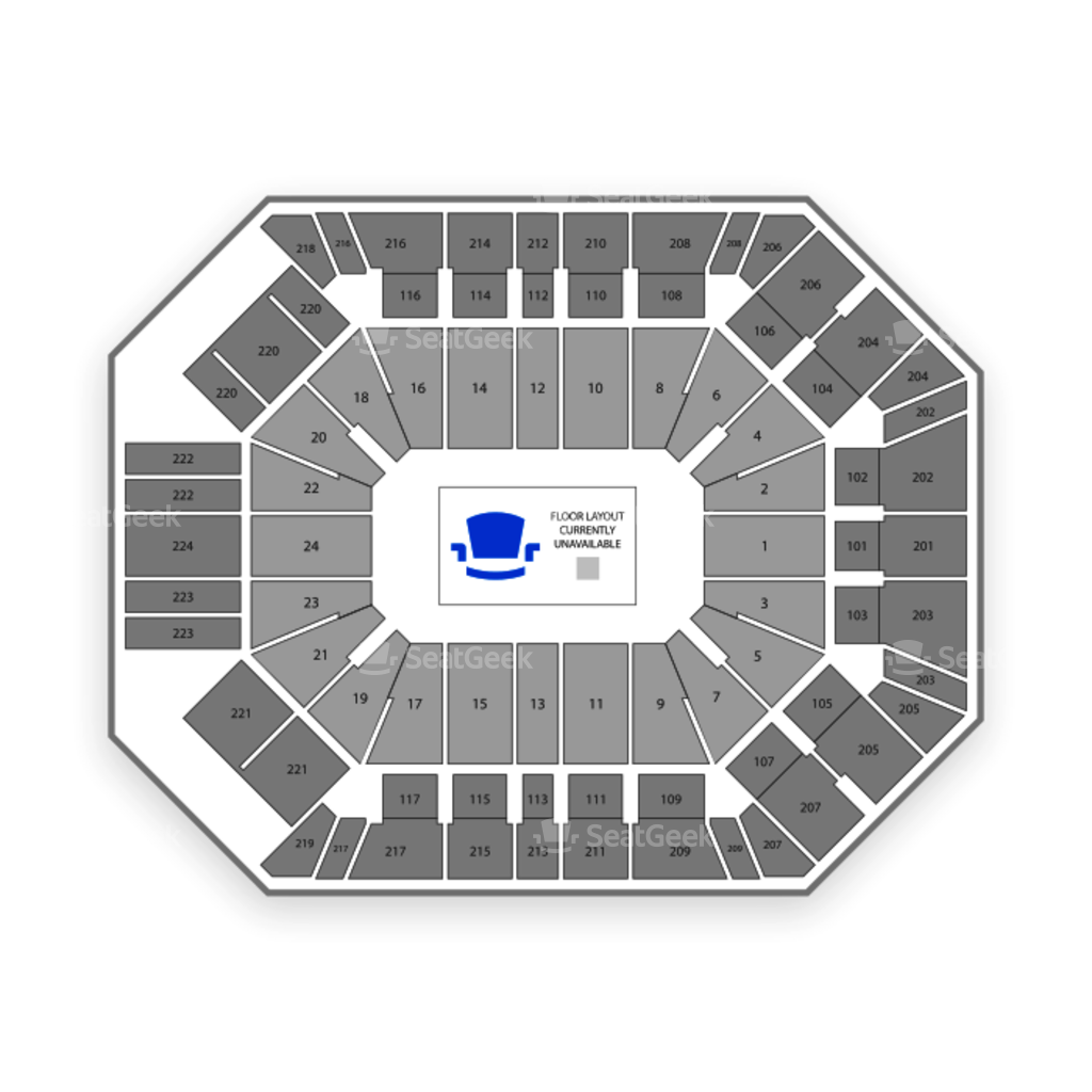 mgm grand garden arena seating chart u0026 interactive seat map seatgeek