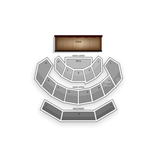 Capitol Theatre Seating Chart Dance Performance Tour
