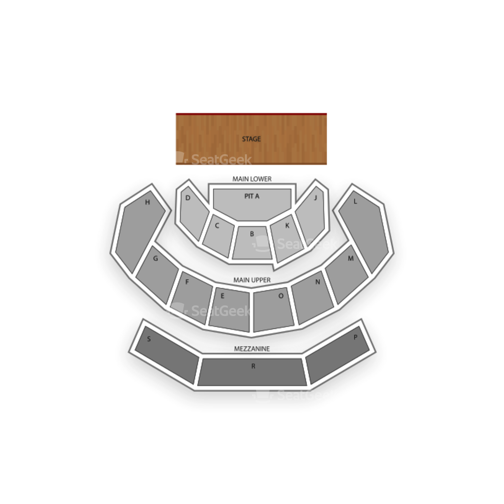 Speaker Jo Ann Davidson Theatre Seating Chart Concert
