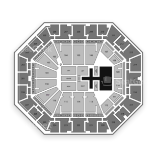 Colonial Life Arena Seating Chart Concert