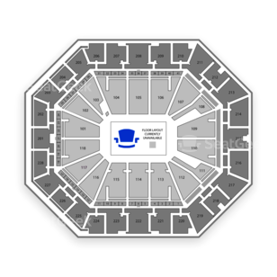 Colonial Life Arena Seating Chart Family