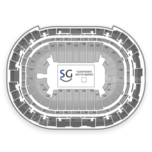 PNC Arena Seating Chart Cirque Du Soleil