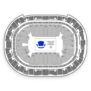 PNC Arena Seating Chart Theater