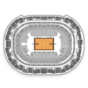 North Carolina State Wolfpack Basketball Seating Chart
