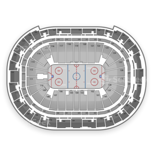 Carolina Hurricanes Seating Chart