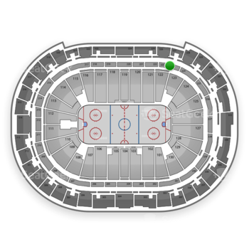 Carolina Hurricanes at PNC Arena Section 223 View
