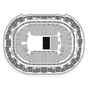PNC Arena Seating Chart Dance Performance Tour