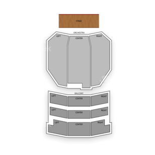 Bob Hope Theatre Seating Chart Dance Performance Tour