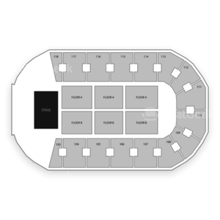 Silverstein Eye Centers Arena Seating Chart Concert