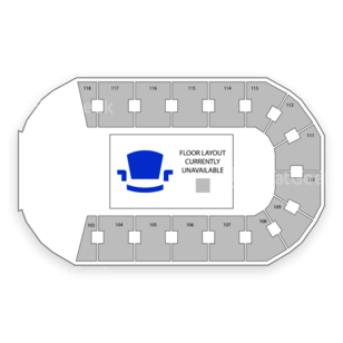 Missouri Mavericks Seating Chart