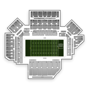 Mosaic Stadium at Taylor Field Seating Chart Football