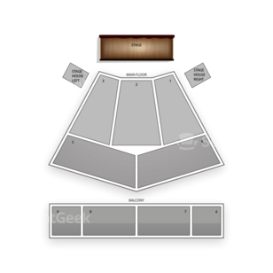 Las Vegas Hotel And Casino Seating Chart Concert