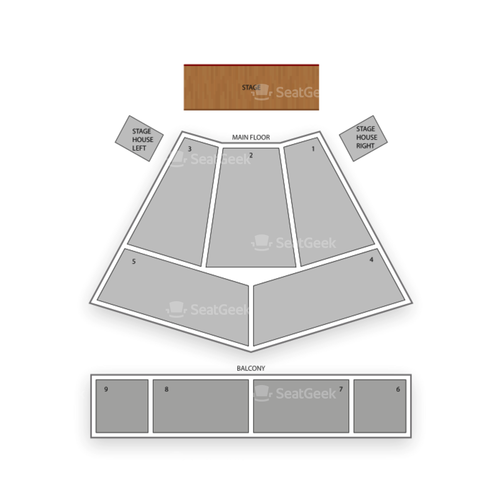 Westgate Las Vegas Resort & Casino Seating Chart Concert