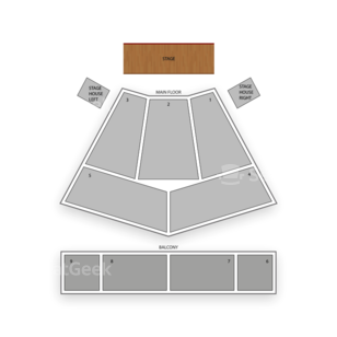 Las Vegas Hotel And Casino Seating Chart Comedy