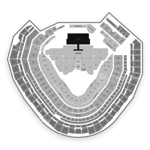 American Family Field Seating Chart Concert