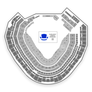Miller Park Seating Chart Parking