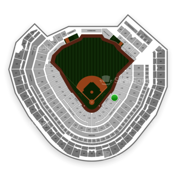 View Seating Charts Milwaukee Brewers At Miller Park Section 112