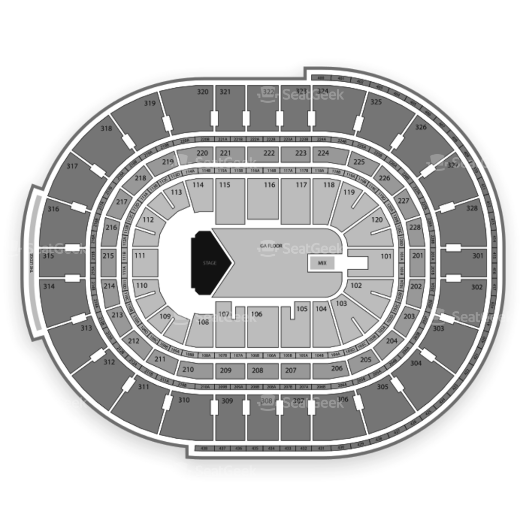 Fabulous Canadian Tire Centre Seating Chart Map Seatgeek Home Interior And Landscaping Dextoversignezvosmurscom