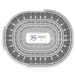 Canadian Tire Centre Seating Chart Family