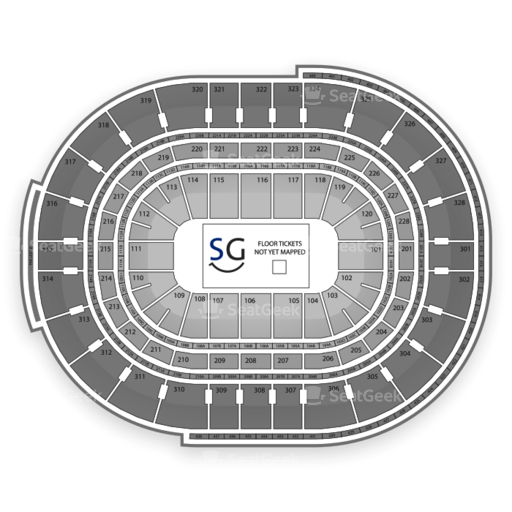 Canadian Tire Centre Seating Chart Basketball