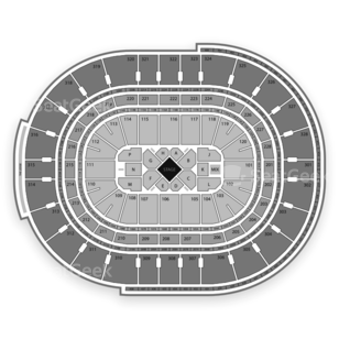 Canadian Tire Centre Seating Chart Comedy